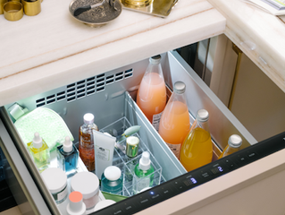 NEW USES FOR UNDERCOUNTER REFRIGERATION FROM THERMADOR