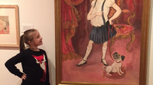 Hilary Knight's Original Portrait of Eloise Hits Auction