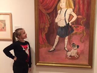 Hilary Knight's Original Portrait of Eloise Hits Auction