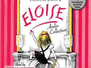 "Bernadette Peters and Illustrator Hilary Knight Will Celebrate ""Eloise"" Anniversary with F"