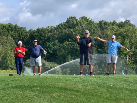 15th Annual Golf Tourney a Success!