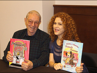 "See Bernadette Peters and Illustrator Hilary Knight Celebrate ""Eloise"" Anniversary"
