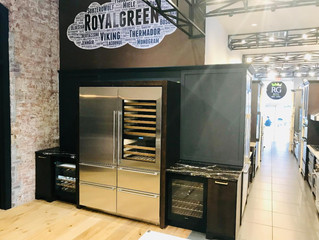 New at Royal Green Appliance