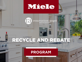 RENOVATION ANGEL OFFERS NEW PROGRAM TO SAVE KITCHENS AND REMODELING EXPENSES
