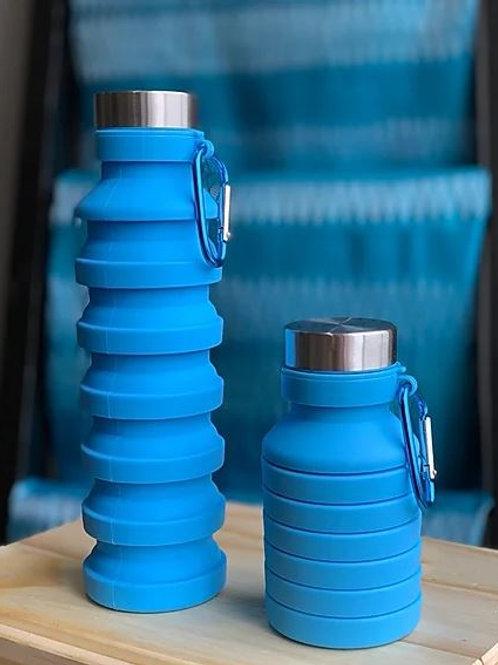 Blue Water Bottle - Love Thy Planet