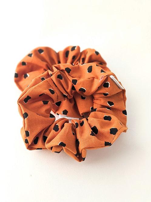 Pumpkin Spice Scrunchies - High Tails YYC