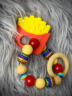 French Fry Bling