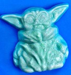 Mandalorian Baby Yoda Soap (extra large bar!!)