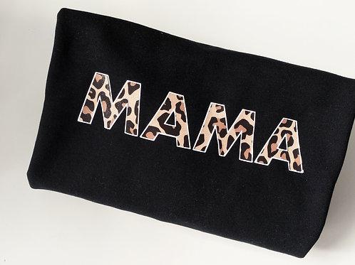 'Mama' Leopard Sweater - Zen Lion Design