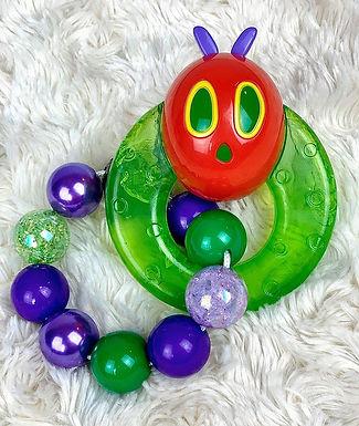 Very Hungry Caterpillar (purple)