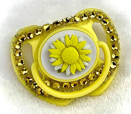 5. Bling Sunflower