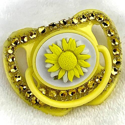 5. Bling Sunflower