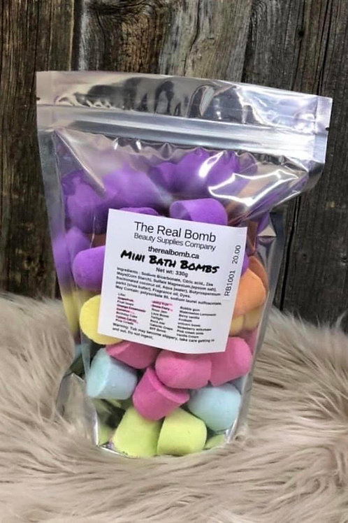 Mini Bombs - The Real Bomb