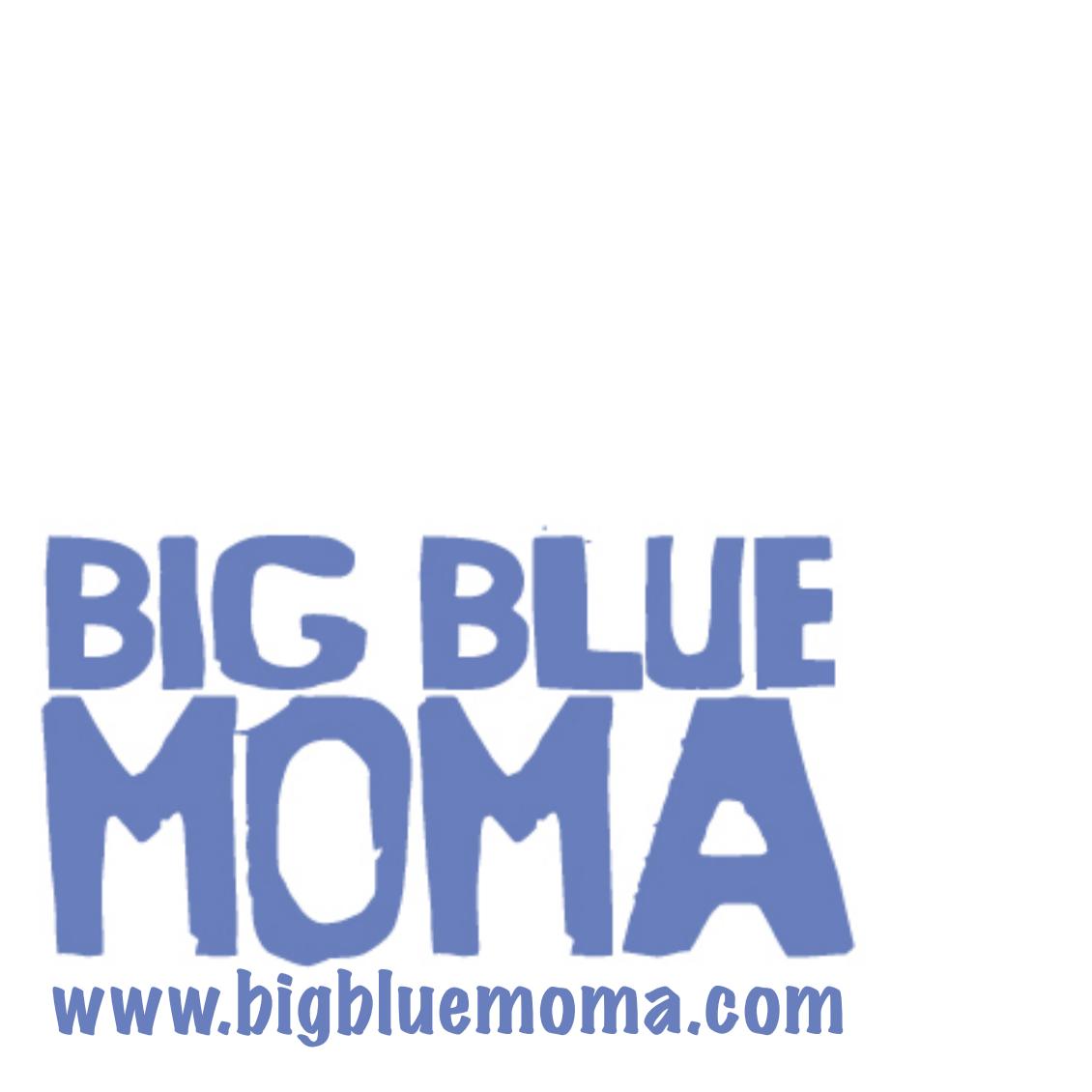 Big Blue Moma