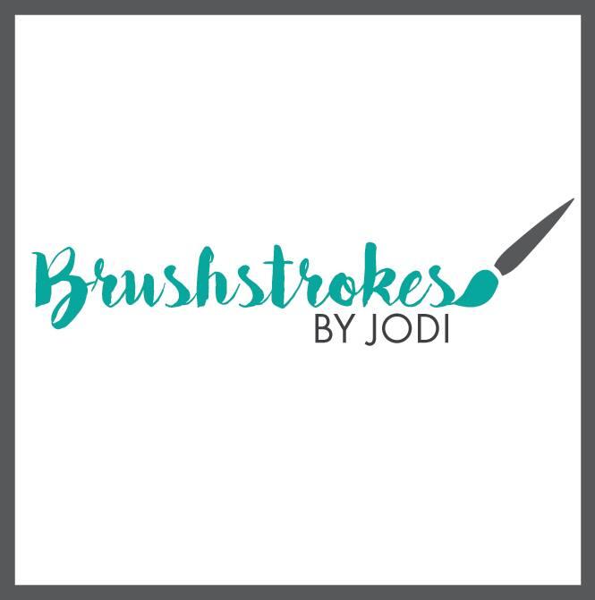 Brushstrokes by Jodi