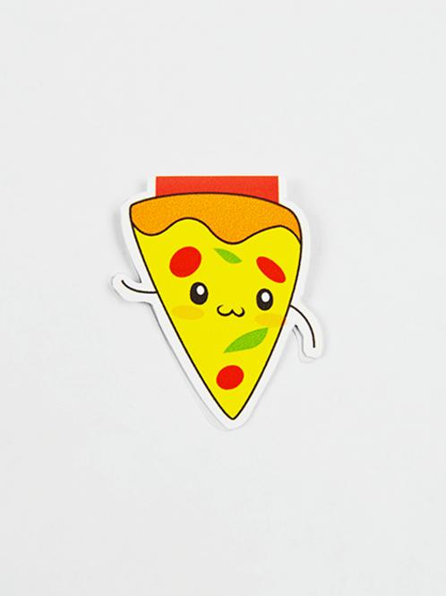 Pizza  - Magnetic Bookmark - IM Paper