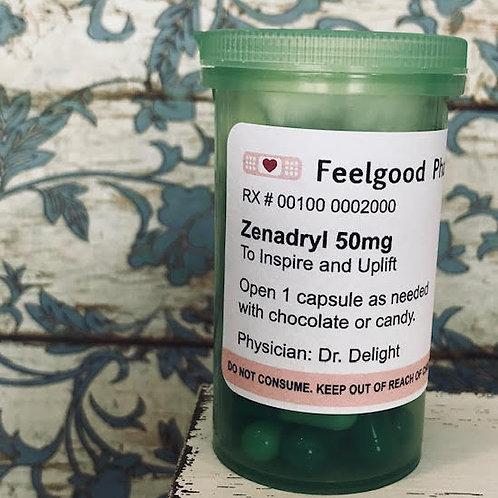 Zenadryl / Message In A Bottle - Remedy Medicine For The Soul
