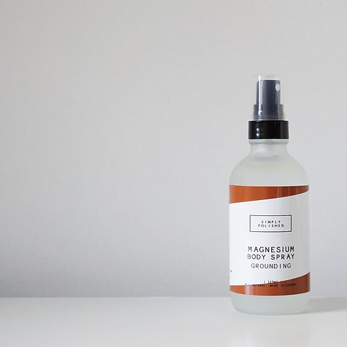 Magnesium Oil Spray - Simply Polished