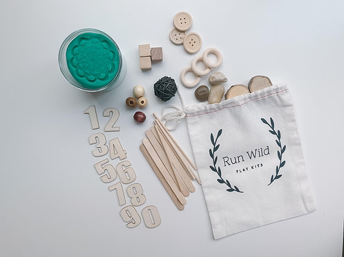 Mini Au Naturel Kit- Run Wild Play Kits