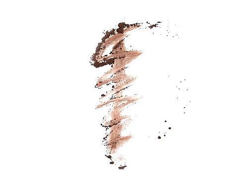 Dark Brunette - Brow + Matte Shadow - Innomineral Cosmetics