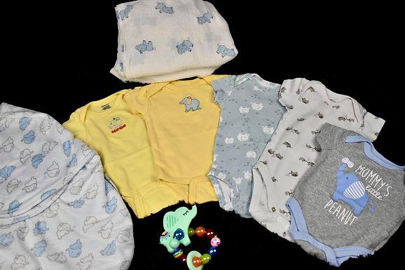 Elephant Bundle, Newborn-3M