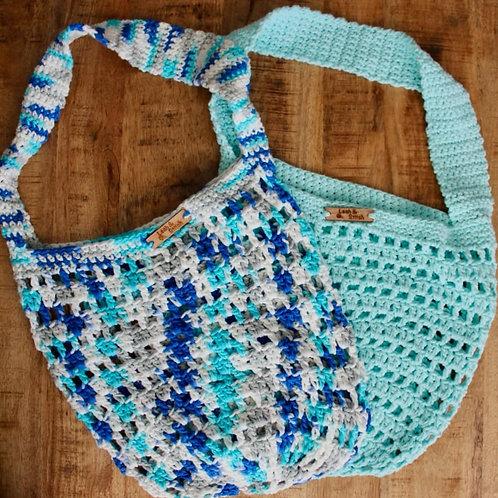 Market Bag - Leah & Stitch
