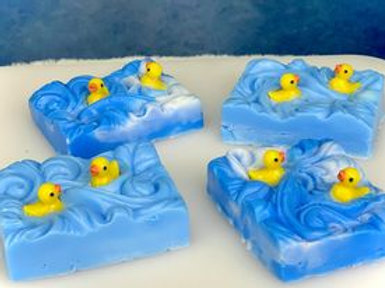 Duck Pond Soap