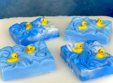 Duck Pond Soap (Unscented)