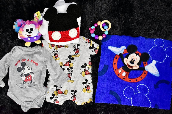 Mickey Mouse Bundle, Newborn