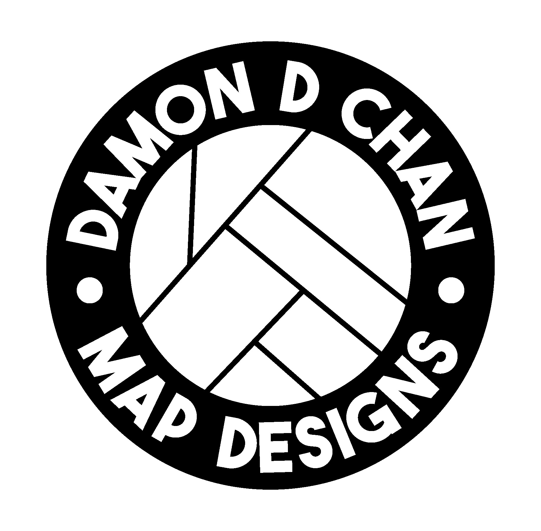 Damon D Chan Map Designs