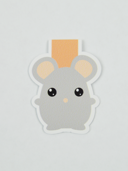 Mouse - Magnetic Bookmark - IM Paper