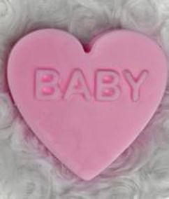 15. Pink Baby Shea Butter Heart