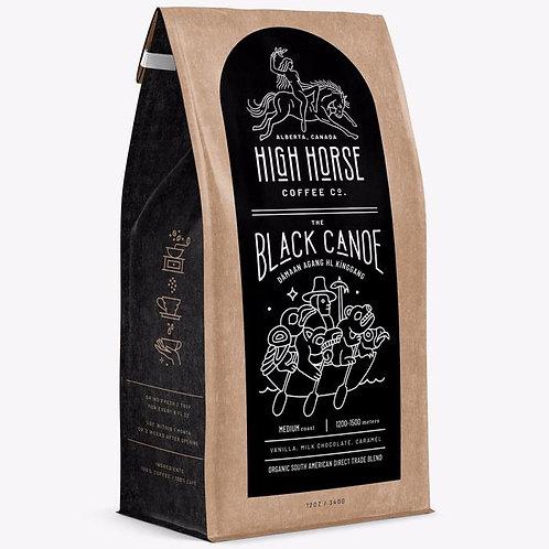The Black Canoe Coffee - High Horse Coffee