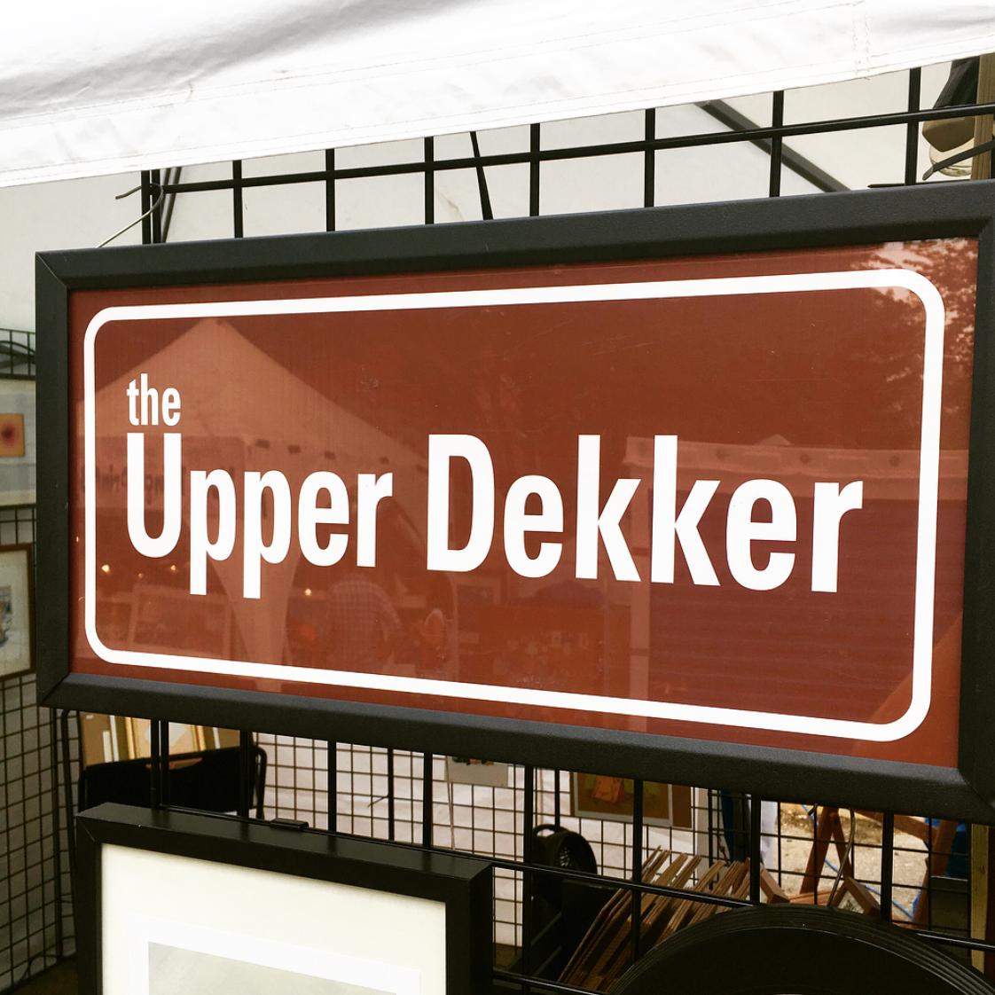 The Upper Dekker