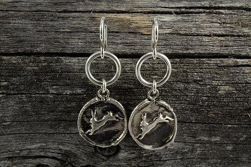 Hare Totem Earrings - Mackenzie Jones
