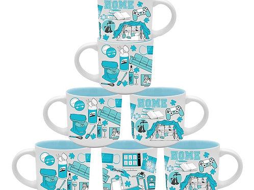 Stay Home Mug - The Promo Addict