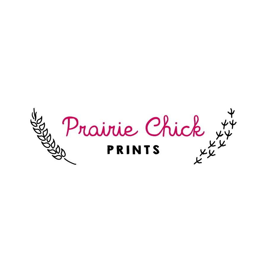Prairie Chick Prints