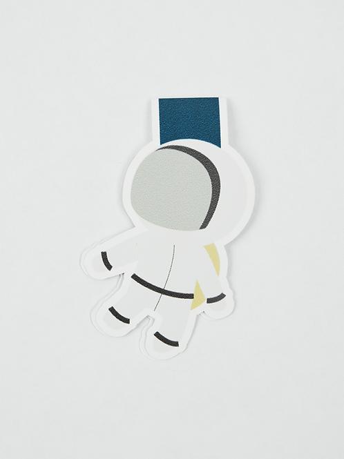 Astronaut - Magnetic Bookmark - IM Paper
