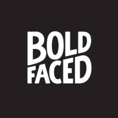 Bold Faced