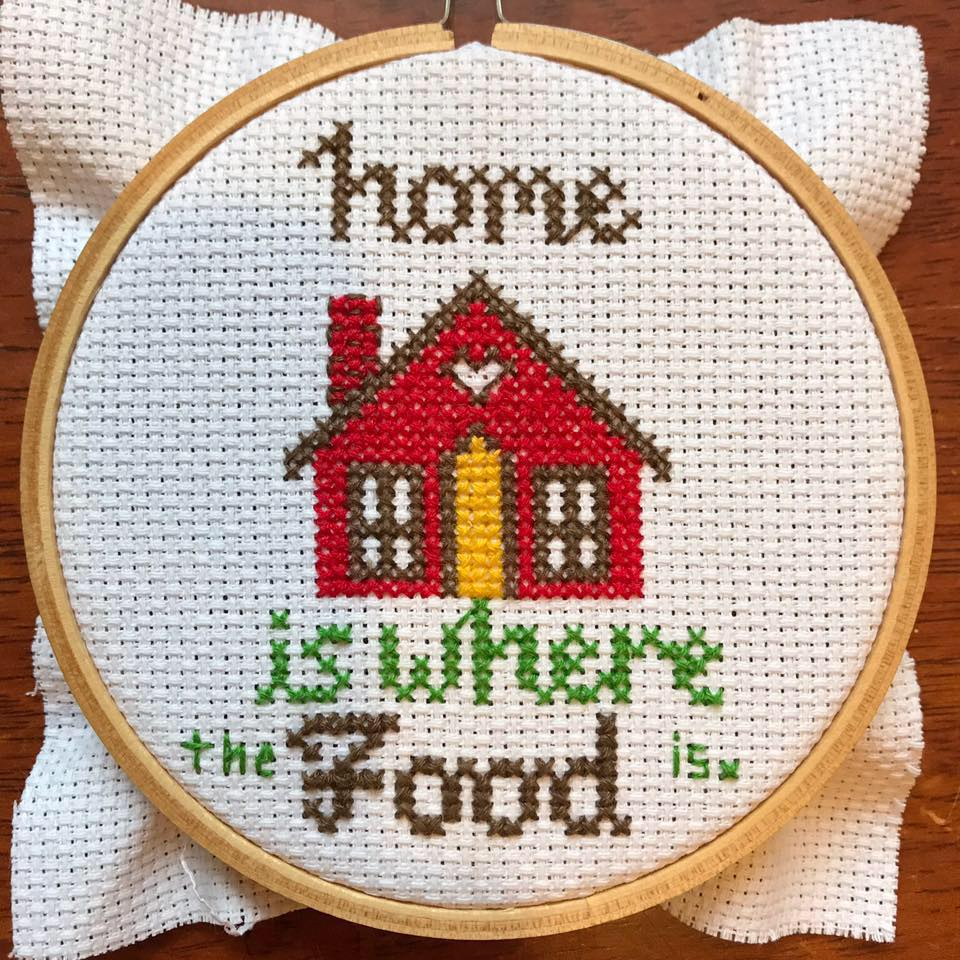 Home (is where the food is)