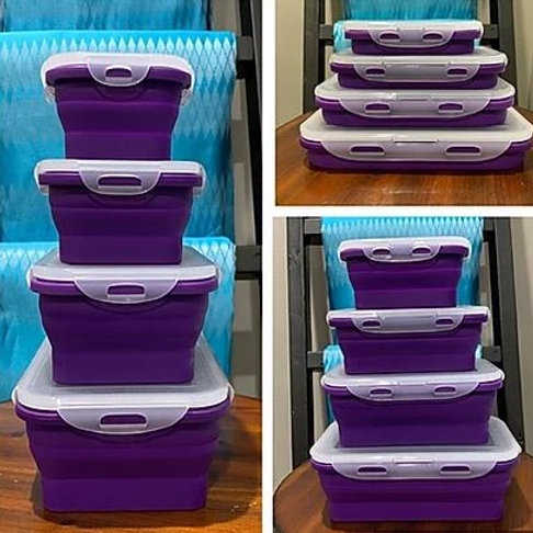 Purple Container Set - Love Thy Planet