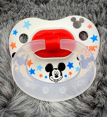 8. Mickey Two