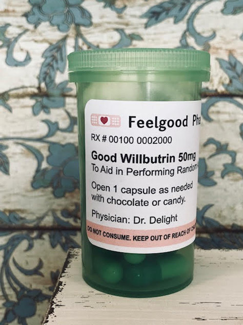 Good Willburtin / Message In A Bottle - Remedy Medicine For The Soul