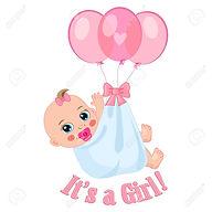 97195801-newborn-baby-girl-shower-card-v