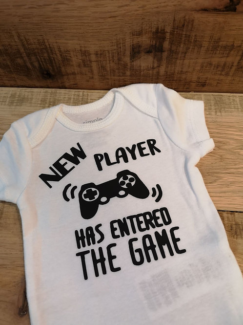 New Player Onesie - All Decked Out Events