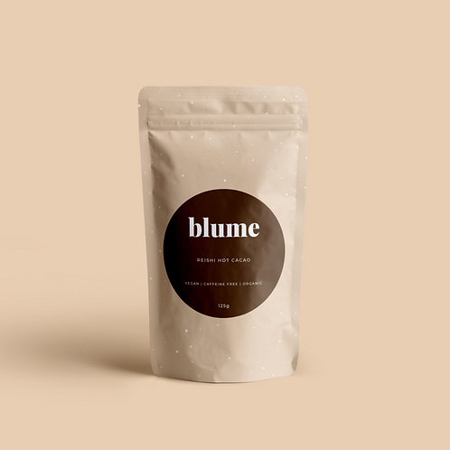 Blume - Reishi Hot Cacao Blend