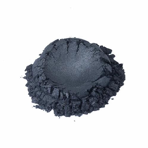 Coal Black - Multimineral Pigment - Innomineral Cosmetics