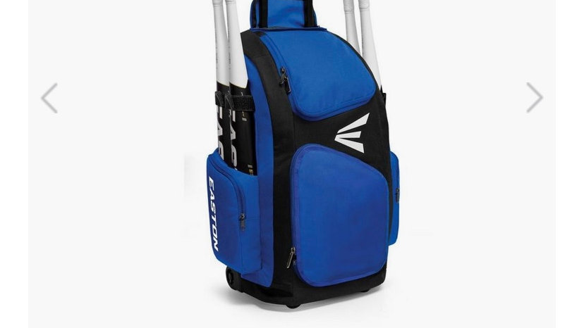 EASTON WHEELED BAG TRAVEL STAND UP