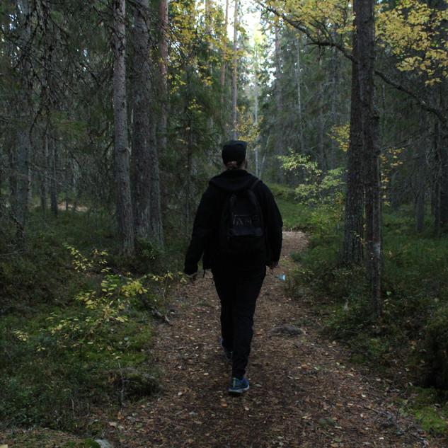 Metsäkylpy / yksilöohjaus
