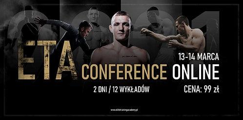 ETA Conference ONLINE